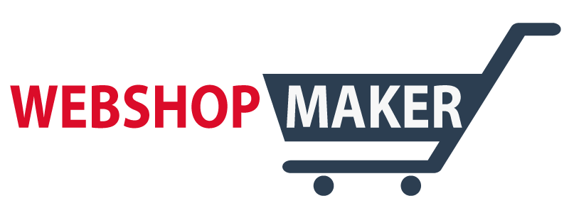 Logo: webshop-maker